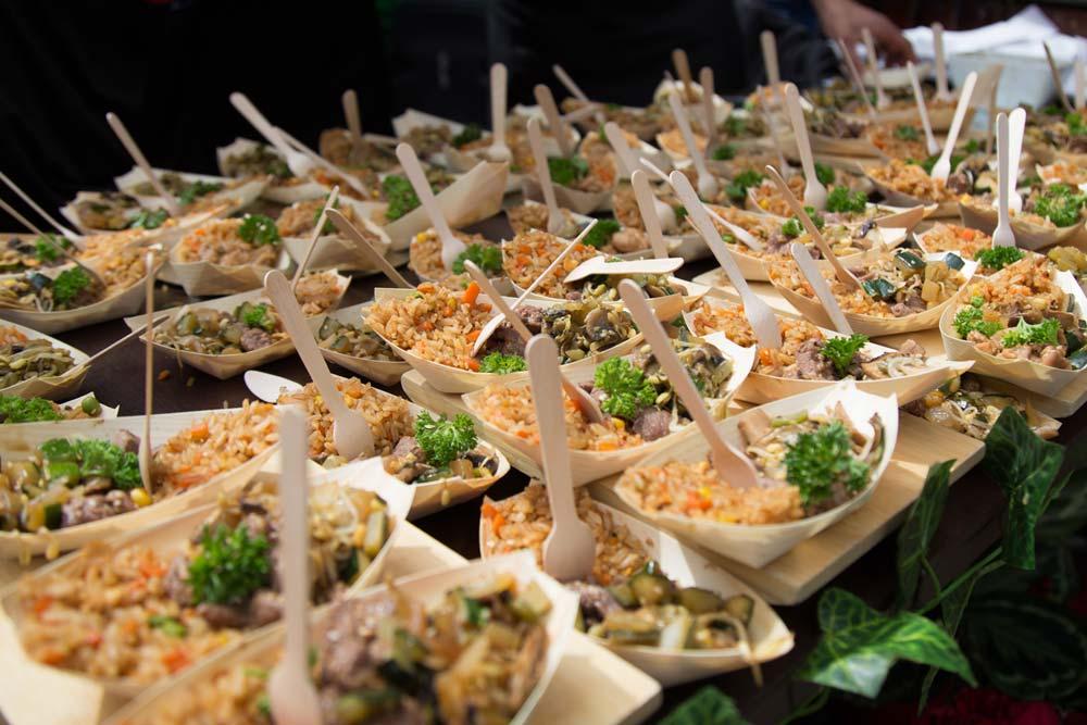 eventos corporativos cocina en vivo